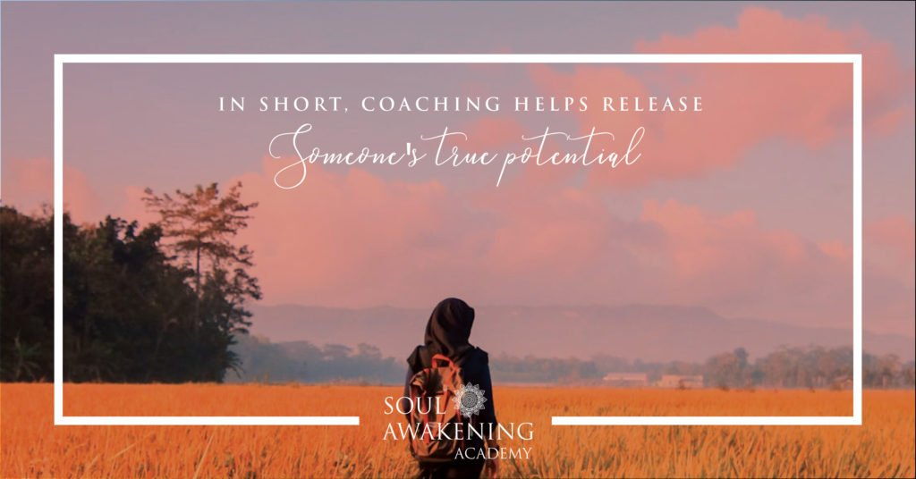 spiritual life coach training