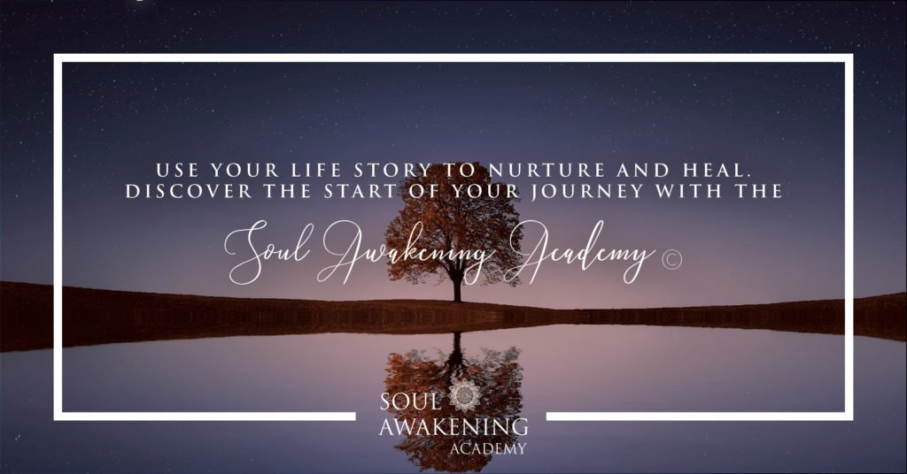 how to use your life story to heal
